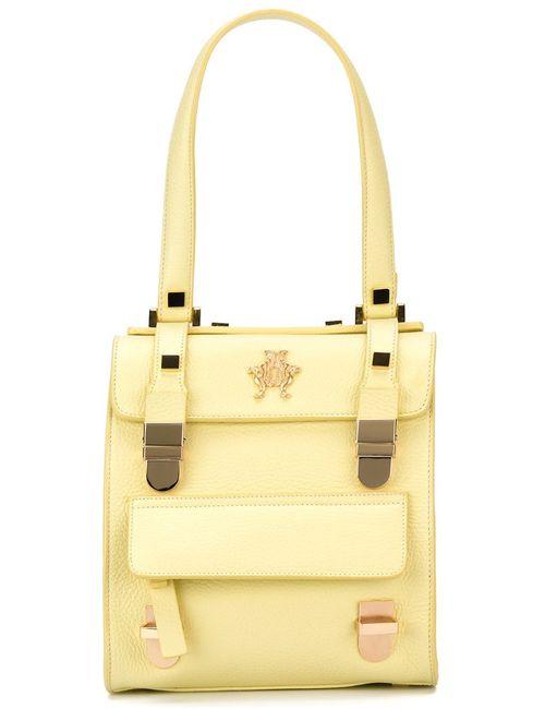 GIANCARLO PETRIGLIA | Женское Желтый Logo Backpack