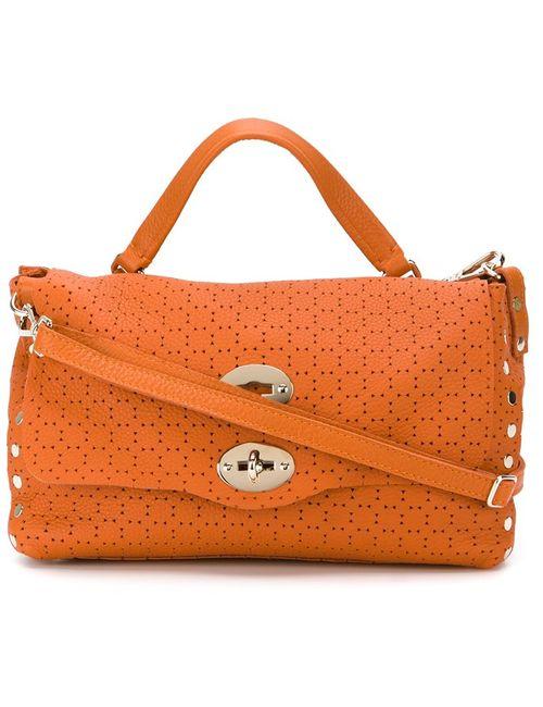 ZANELLATO | Женское Желтый Perforated Tote Bag