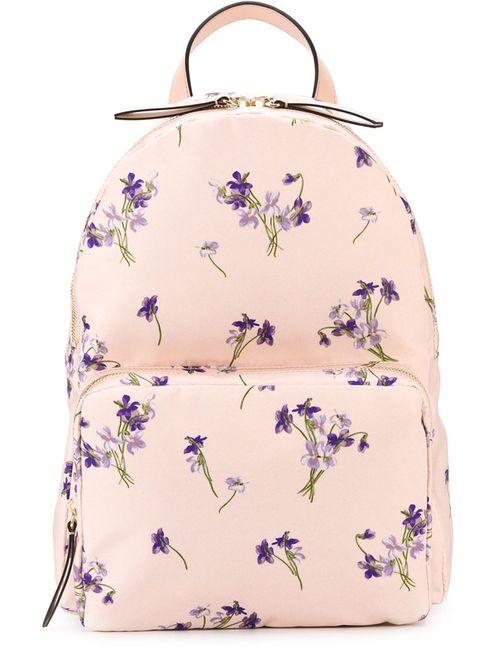 Red Valentino | Женское Розовый Print Backpack