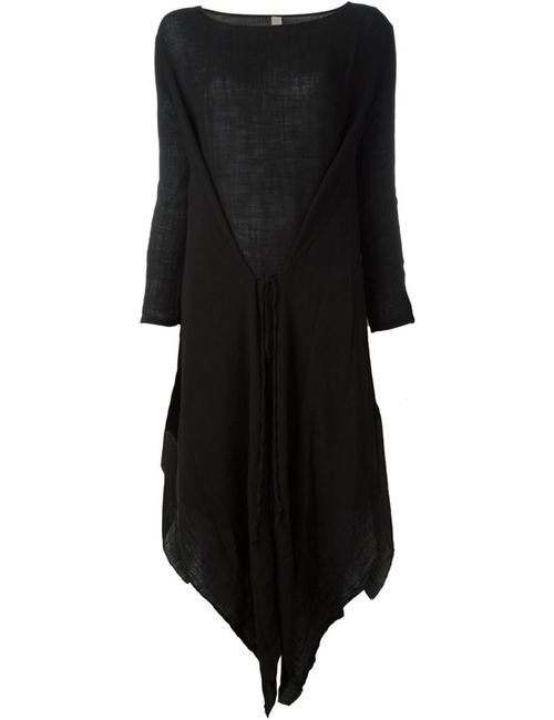 Poème Bohèmien | Женское Черный Long Asymmetric Dress