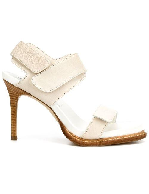 Ann Demeulemeester | Женское Белый Stiletto Sandals