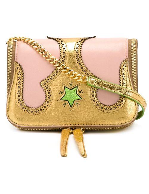 The Volon   Женское Многоцветный Western Shoulder Bag