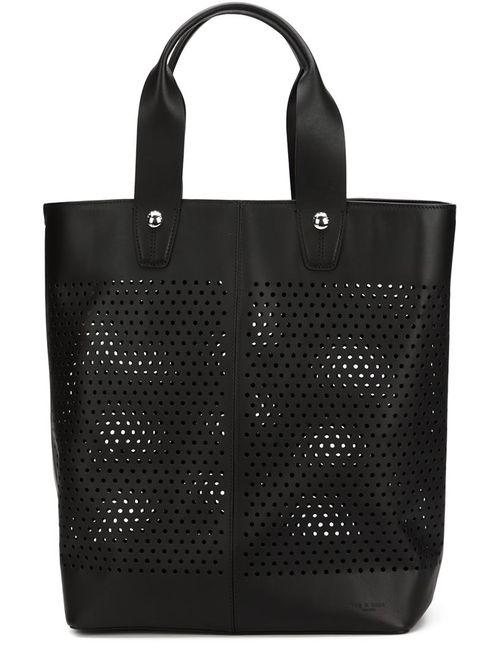 Rag & Bone | Женское Чёрный Perforated Tote
