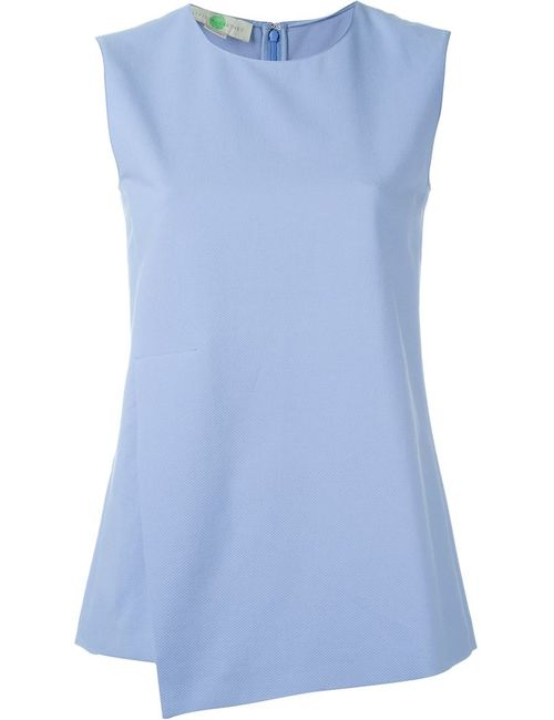 Stella Mccartney | Женское Синий Asymmetric Top