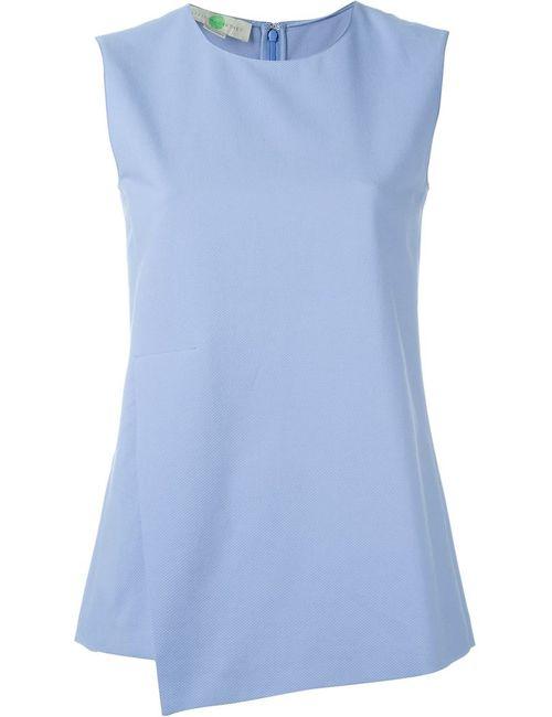 Stella Mccartney | Женское Синий Asymmetric Top