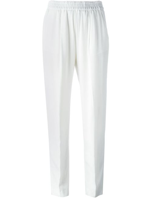 MSGM | Женское Белый Loose Fit Trousers