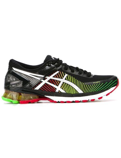 Asics   Мужское Чёрный Running Sneakers
