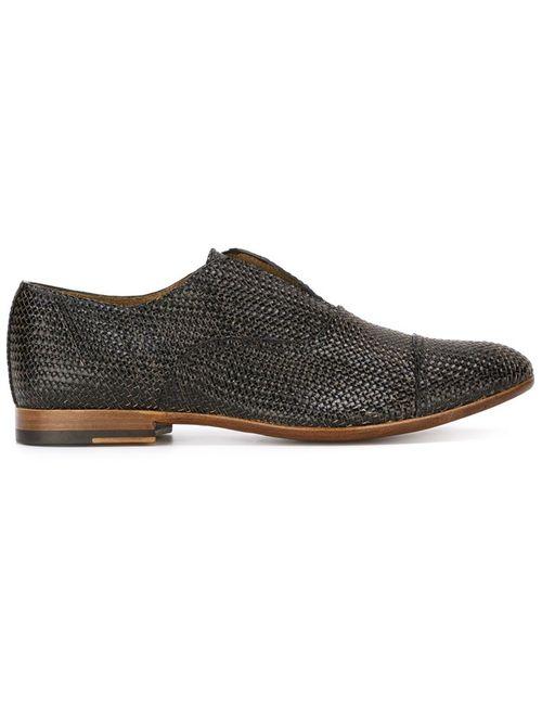 Raparo | Мужское Чёрный Woven Laceless Shoes