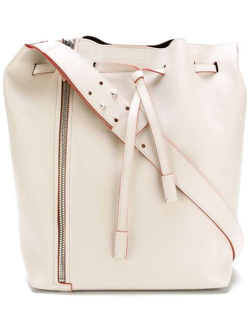 Elena Ghisellini | Женское Белый Large Bucket Bag