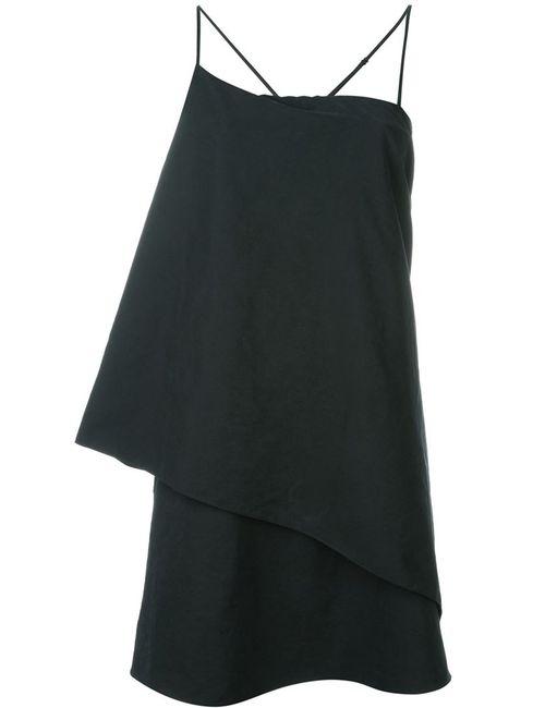Chalayan | Женское Чёрное Асимметричное Платье