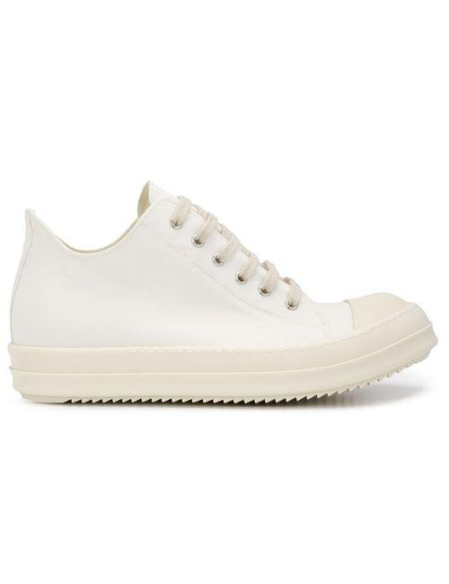 RICK OWENS DRKSHDW   Мужское Белый Cyclops Sneakers
