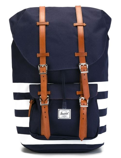 Herschel Supply Co. | Женское Синий Striped Backpack