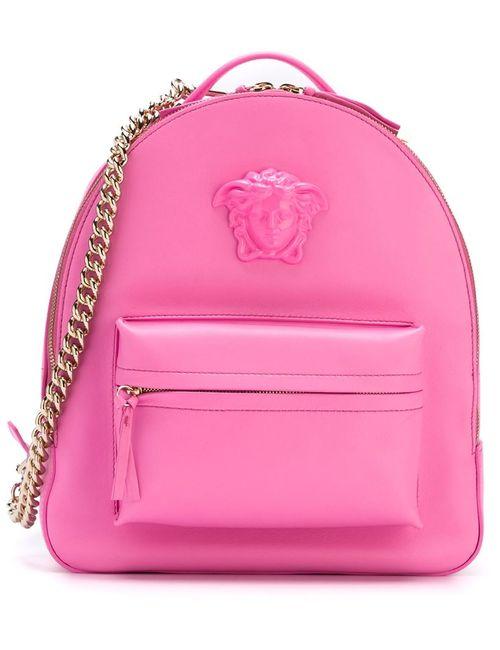 Versace | Женское Розовый Medusa Backpack