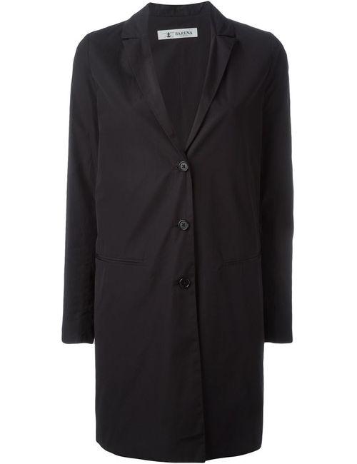 Barena | Женское Чёрный Classic Single Breasted Coat