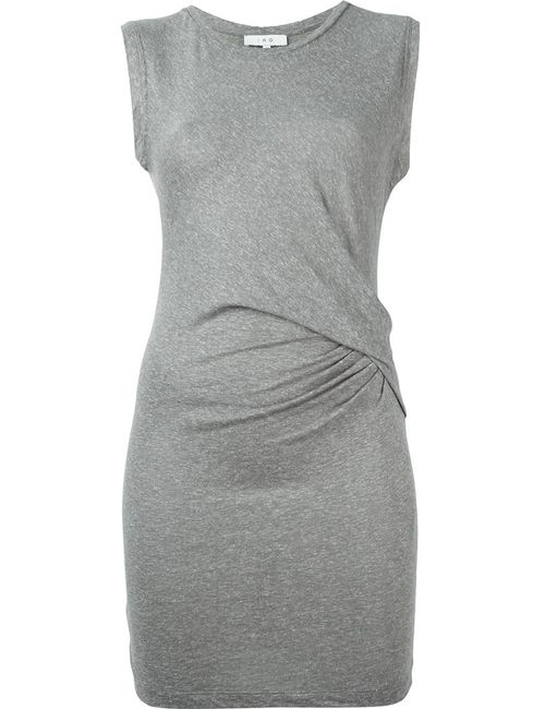 Iro | Женское Серый Jersey Mini Dress