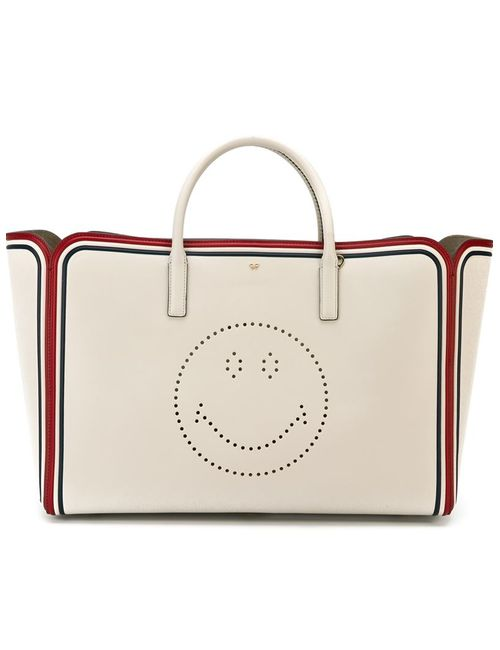 Anya Hindmarch | Женское Белый Sporty Maxi Featherweight Ebury Tote