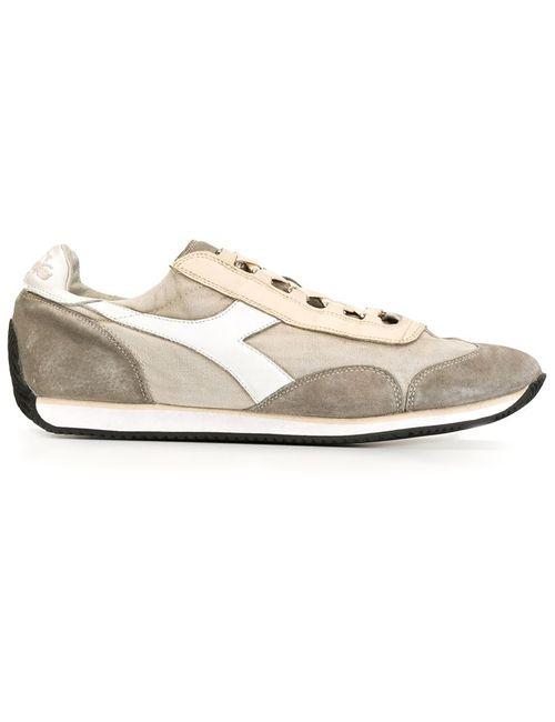 Diadora | Мужское Nude & Neutrals Panelled Sneakers