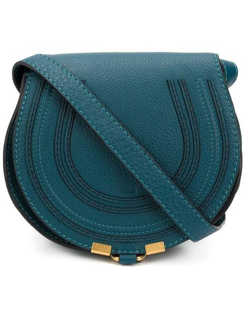Chloe | Женское Синий Marcie Crossbody Bag