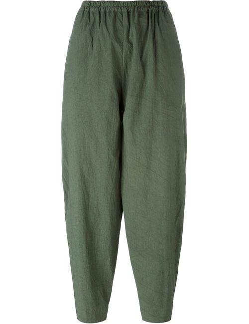 TOOGOOD | Женское Зелёный Wide-Leg Trousers