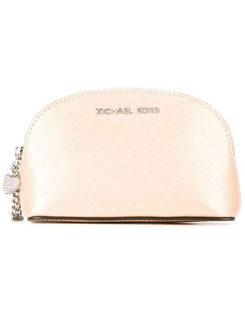 Michael Michael Kors | Женское Розовый Logo Make Up Bag