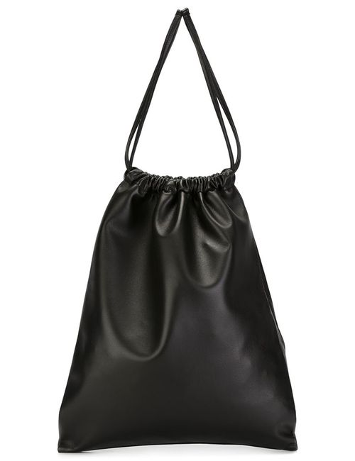 ISAAC REINA | Женское Чёрный Large Drawstring Pouch