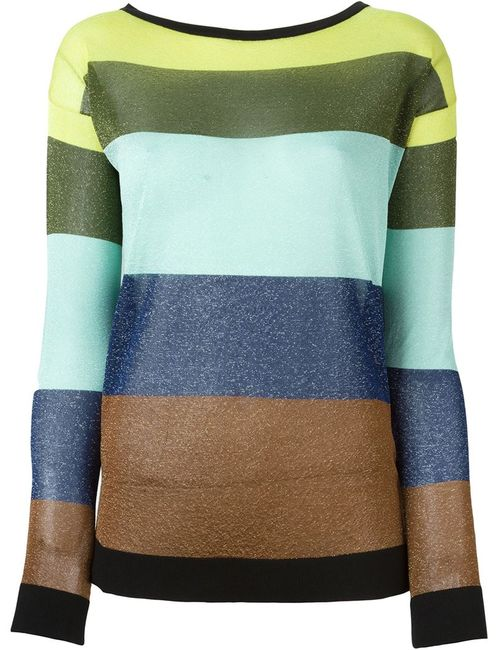 Etro | Женское Многоцветный Striped Sweater