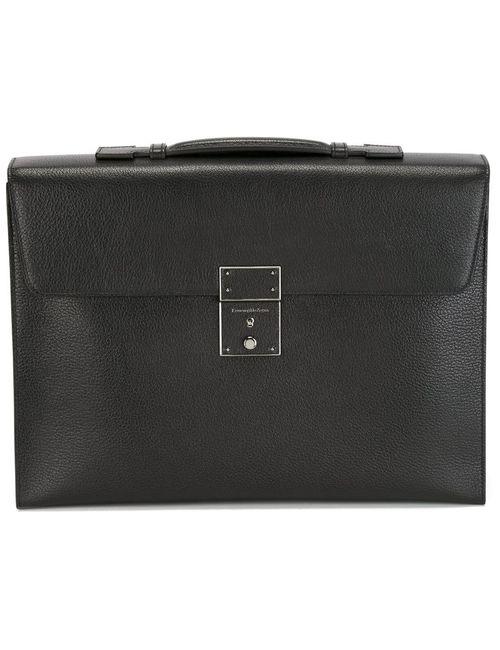 Ermenegildo Zegna | Мужское Чёрный Classic Briefcase