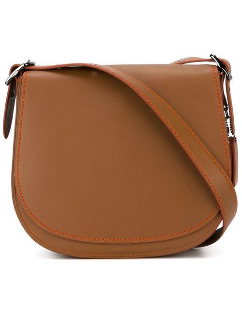 COACH   Женское Коричневый Saddle Bag