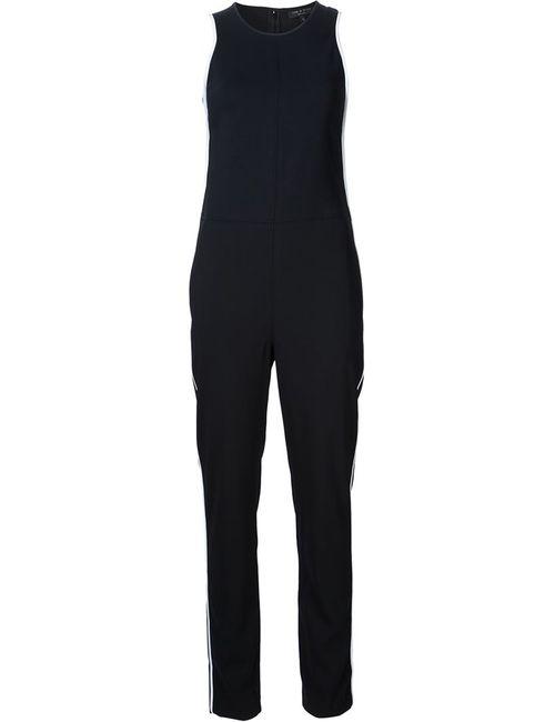 Rag & Bone   Женское Чёрный Luna Jumpsuit