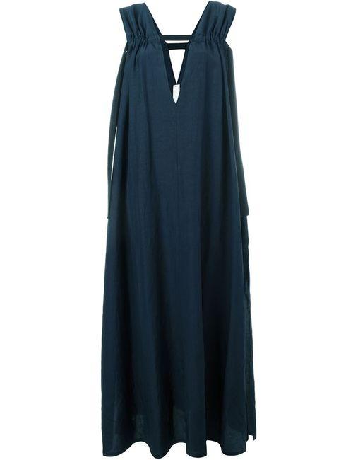 Damir Doma | Женское Синее Платье Dalca