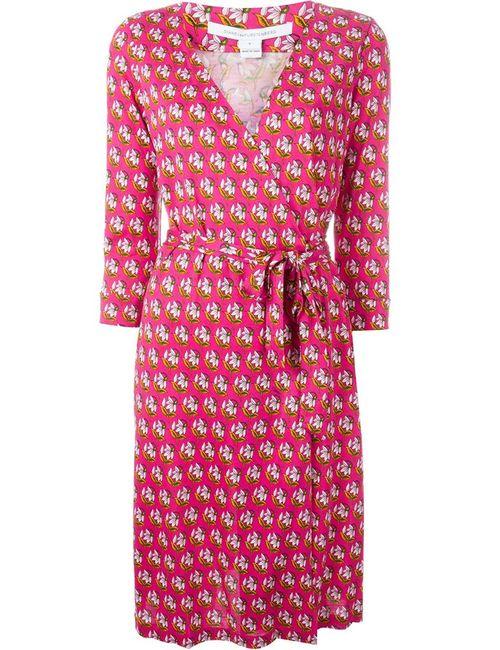 Diane Von Furstenberg | Женское Розовый New Julian Dress