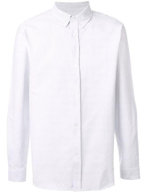 A.P.C.   Мужское Синий Steven Fine Stripe Shirt