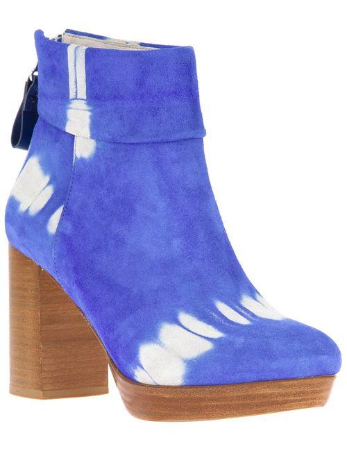 B-Store | Женское Синий New Venessa Boot