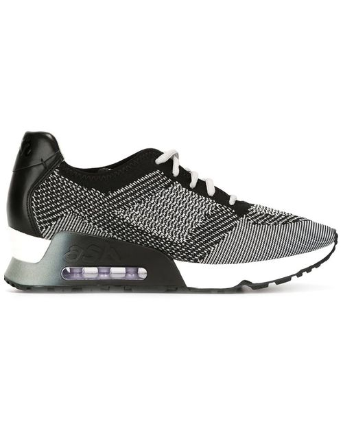 Ash   Женское Серый Lucky Sneakers