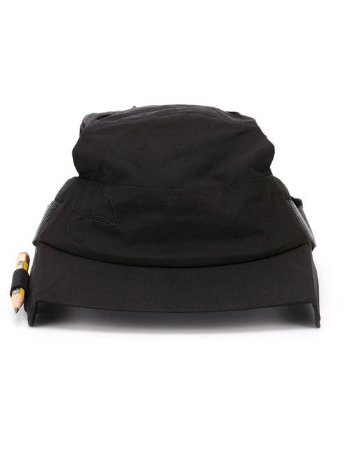 NASIR MAZHAR | Мужское Черный Open Box Peak Cap