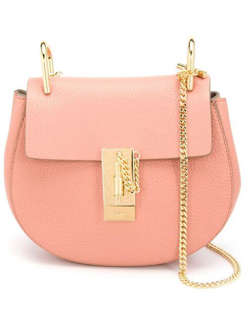 Chloe | Женское Розовый Drew Shoulder Bag
