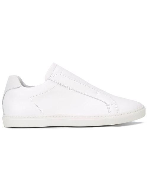 Dondup | Женское Белый Slip-On Sneakers