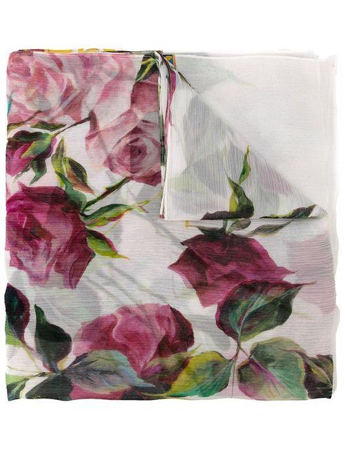 Dolce & Gabbana | Женское Многоцветный Print Scarf