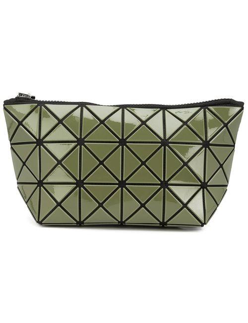 Issey Miyake | Женское Зелёный Geometric Panel Make Up Bag