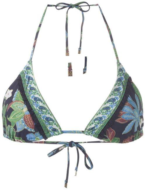 Tory Burch | Женское Многоцветный Printed String Top
