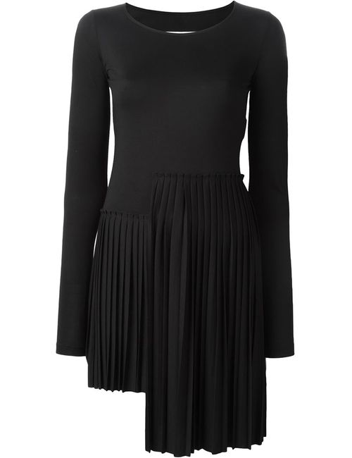 MM6 by Maison Margiela   Женское Чёрный Pleated Dress