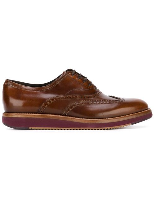 Salvatore Ferragamo | Мужское Коричневый Love Oxford Shoes