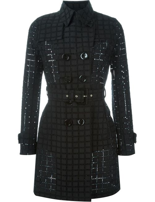 Herno | Женское Чёрный Double Breasted Belted Coat