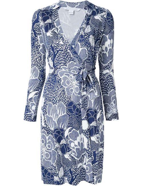 Diane Von Furstenberg | Женское Синий New Jeannet Dress
