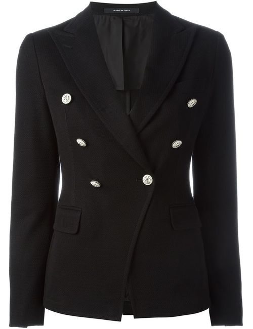 Tagliatore | Женское Чёрный Double Breasted Jacket