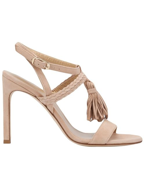 Stuart Weitzman | Женское Nude & Neutrals Tasslemania Heeled Sandals