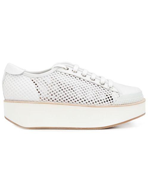FLAMINGO'S | Женское Белый Tatum Sneakers