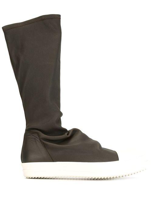 Rick Owens | Мужское Коричневый Sock Sneakers