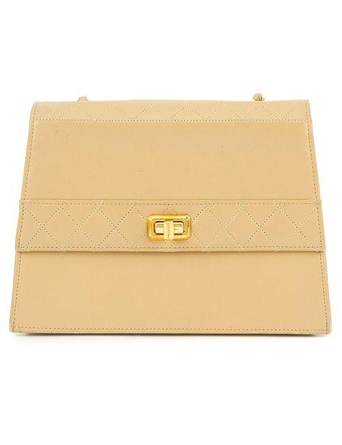 Chanel Vintage | Женская Сумка На Плечо С Цепочной Лямкой