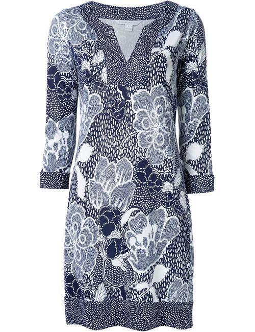 Diane Von Furstenberg   Женское Синий Miri Dress